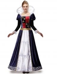 Königliches Kostüm Luxus für Damen