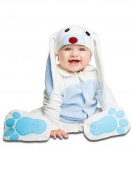 Hasen Overall für Babies blau