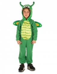 Süsses Libellen-Kinderkostüm Tier-Verkleidung grün