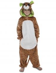 Tiger-Kinderkostüm bunt