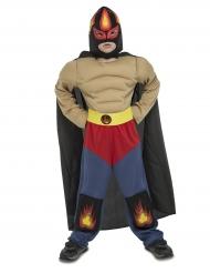 Wrestler Kostüm für Kinder
