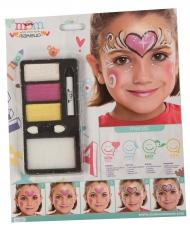 Prinzessinen Make-up für Mädchen