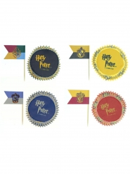 Harry Potter ™ Muffins-Förmchen Dekorations-Set