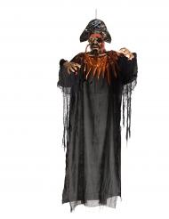 Halloween Dekoration Pirat mit Funktion 170 cm