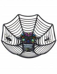 Spinnen Salatschüssel Dia de los muertos 26 cm