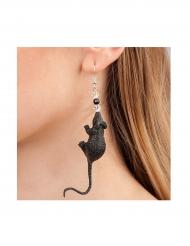 Ohrringe mit Maus für Erwachsene