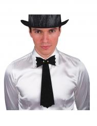 Fledermaus Krawatte für Halloween
