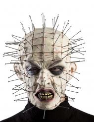 Dämon Horror-Maske für Halloween hautfarbe