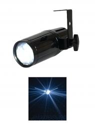 LED-Lampe mit Laser-Effekt