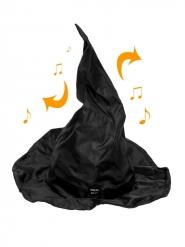 Singender Hut für Halloween 40 cm