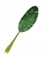 Grünes Hawaii-Deko-Blatt 74 cm
