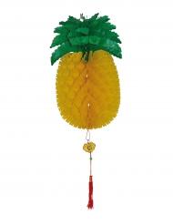 Ananas Deko Hängefigur gelb-grün 50 cm