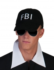 FBI-Kappe für Erwachsene
