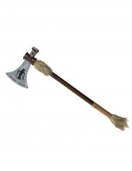 Tomahawk Indianer-Zubehör Waffe braun 47cm