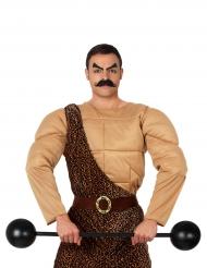 Spielzeug-Hantel für starke Männer schwarz 85cm