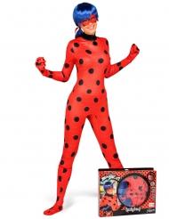 Lady Bug Miraculous™ Kostüm für Erwachsene