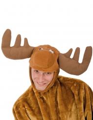 Plüsch-Rentier-Hut für Weihnachten