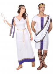 Römer Paarkostüme Antike für Erwachsene