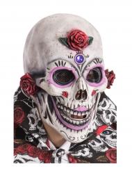 Maske dia de los muertos für Erwachsene