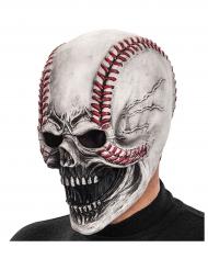 Gruselige Baseballmase für Erwachsene