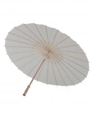 Regenschirm weiss 60 cm