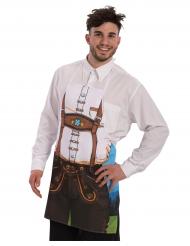 Bayerische Schürze für Herren