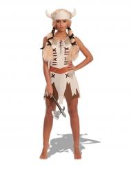 Sexy Wikinger-Kostüm für Damen