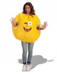 Kostüm winkender Emoticon Erwachsene