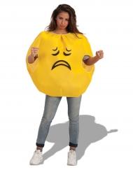 Kostüm traurig Emoticons Erwachsene