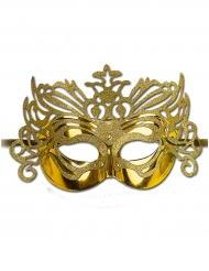 Maske goldene Göttin Erwachsene