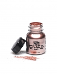 Professionelles Pulver rosa Metalleffekt Mehron ™ 14g