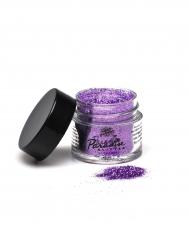 Professionelles Glitzerpuder Lavendel Mehron 7G