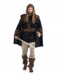Mittelalterlicher Krieger Erwachsenenkostüm