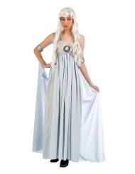 Prinzessinnen-Erwachsenenkostüm blau