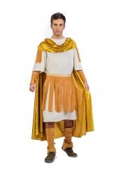 Römischer Kaiser Erwachsenenkostüm gold