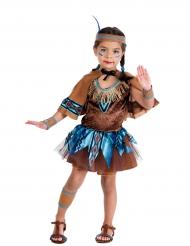 Indianer-Mädchenkostüm