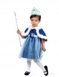 Feen-Kostüm für Mädchen vlau
