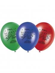 8 Ballons PJ Masks™