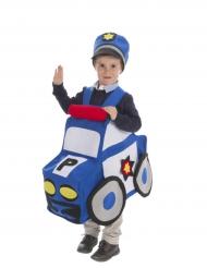 Polizeiauto-Kostüm für Kinder