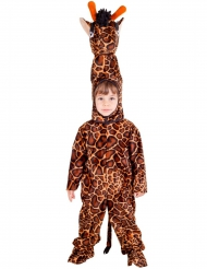 Giraffen-Kostüm für Kinder braun