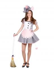 Mäuse Kostüm für Damen