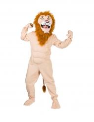 Löwe muskulös Overall für Erwachsene