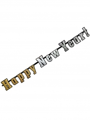 Girlande Happy New Year 142cm