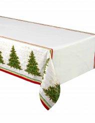 Kunststofftischdecke Weihnachtsbaum 137x213cm