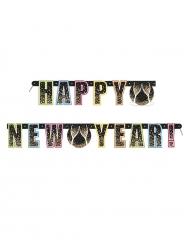 Girlande Happy new Year 1,52m