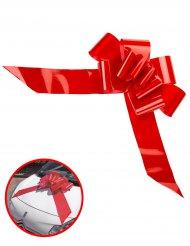 Riesige Schleifen rot 15 x 58 cm