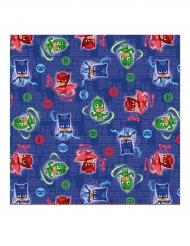 16 Servietten in Blau PJ Masks™ 33 x 33 cm