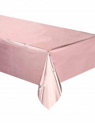 Tischdecke Partyzubehör rosegold 137x274cm