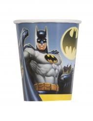8 Pappbecher Batman™ 25 cl