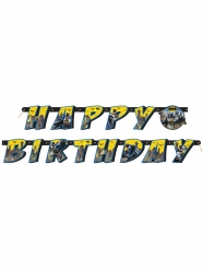 Happy Birthday Batman™-Girlande 182 cm